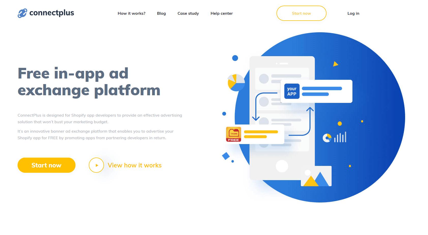 ConnectPlus website